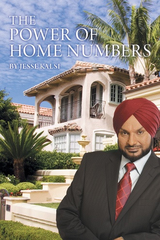 The Power of Home Numbers book by Jesse Kalsi